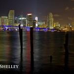 Downtown Miami Skyline