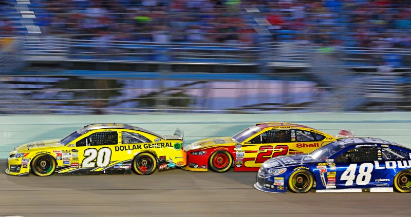2014 Homestead-Miami Speedway Ford 400 Sprint Cup Championship