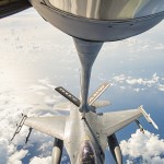 F-16 MAKO Refueling from KC-135