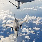 F-16 Refueling from KC-135