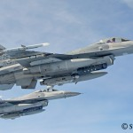 F-16 MAKO Three (3) Stack