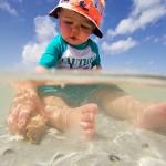 Jackson at Beach