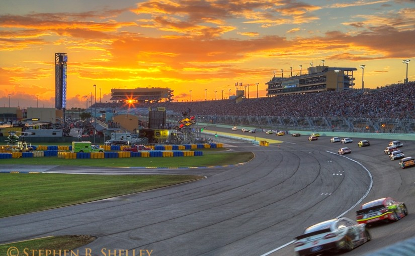 NASCAR Championship 2015 at Homestead Miami Speedway