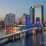 Downtown Jacksonville Sunset