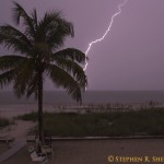 Fort Myers Beach Lightning