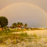 Fort Myers Beach Rainbow